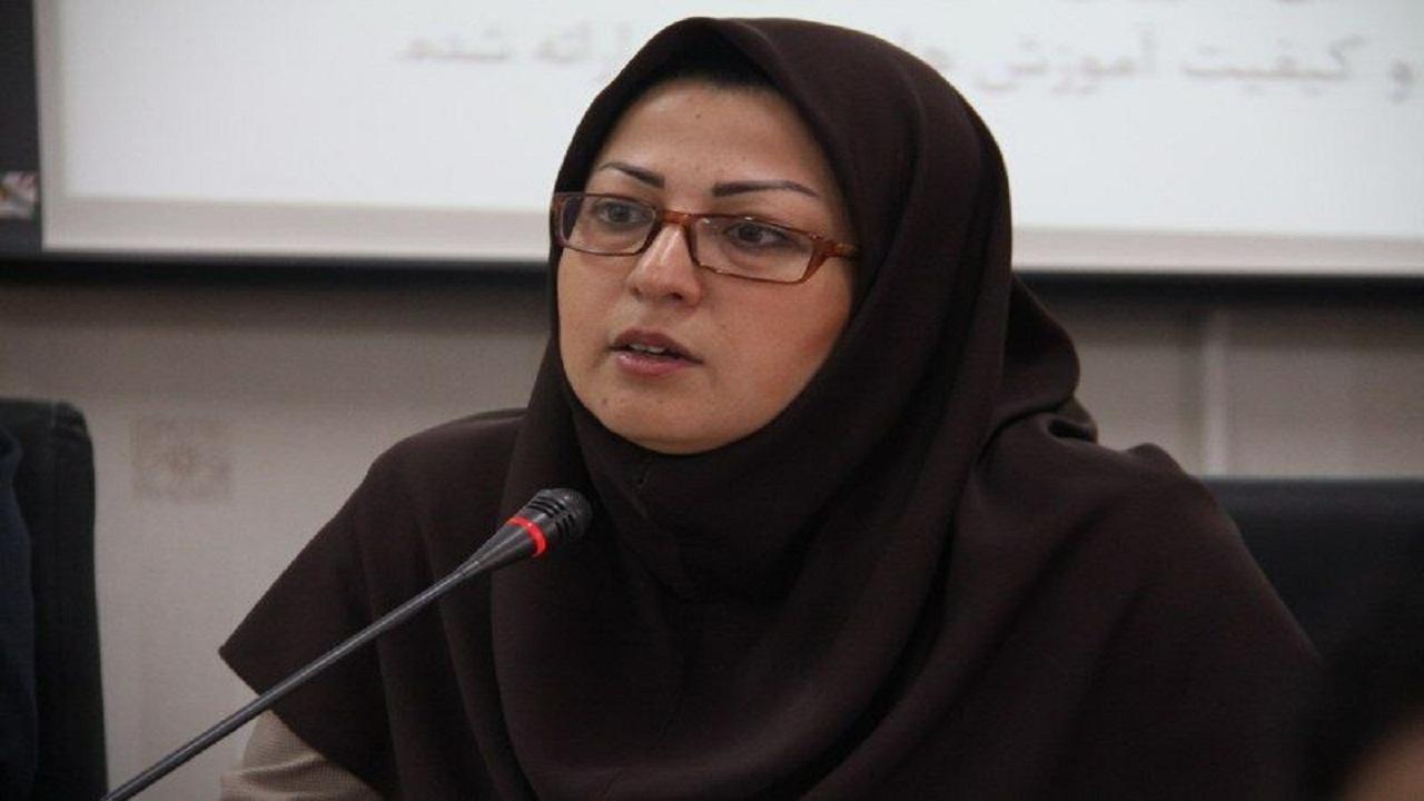 فاطمه منصوری معاون استانداری سمنان شد