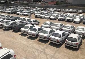 کشف ۱۸۴ خودروی احتکار شده و بدون پلاک در قم