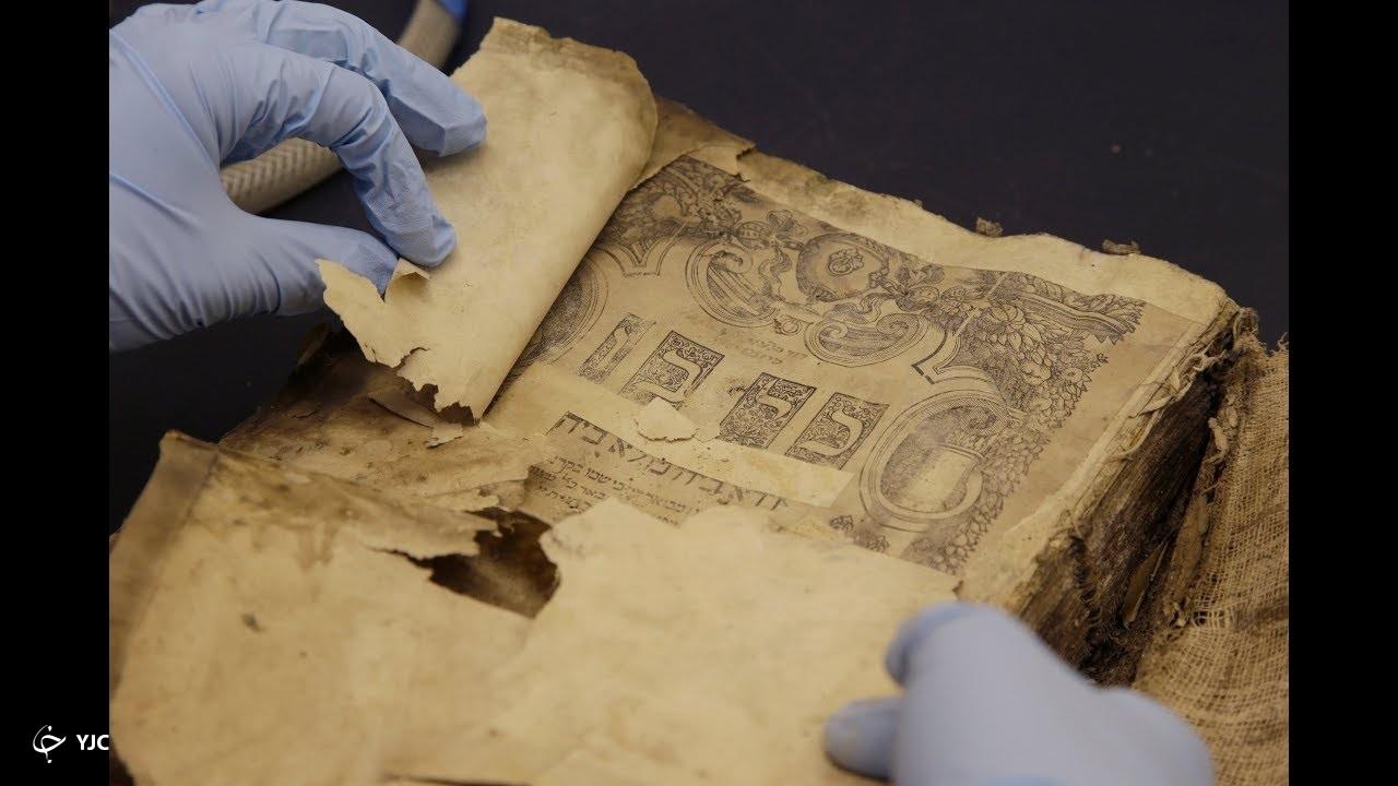 سرقت اسناد و گنجهای باستانی عراق در حمله ۲۰۰۳ آمریکا به بغداد+ فیلم و تصاویر///////
