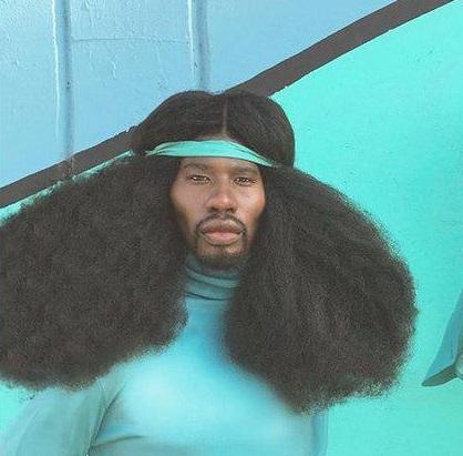 موهای رکوردار مردی که هم محبوب است هم منفور