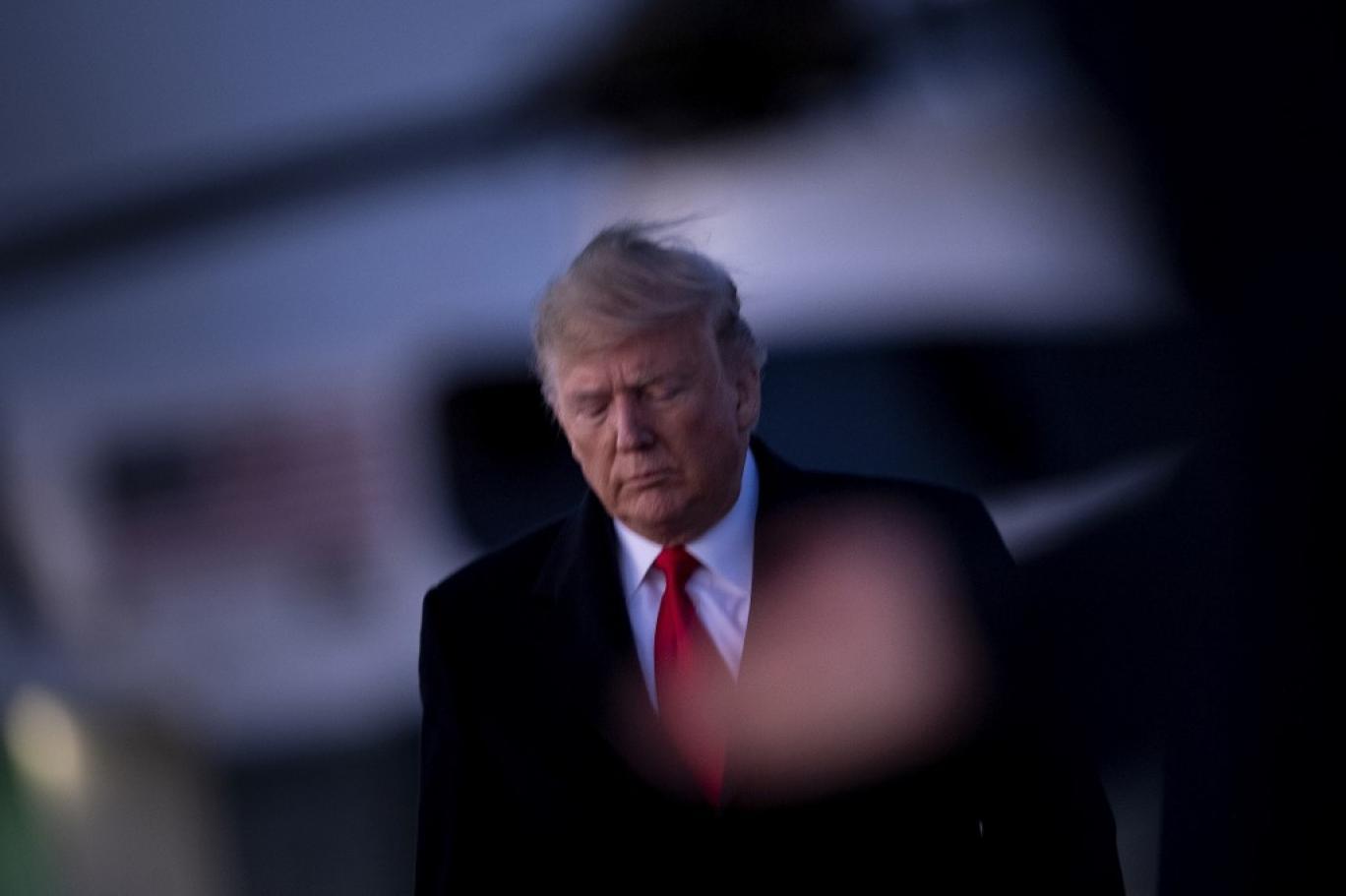 داستان دو ترامپ: رئیس جمهوری با دو شخصیت متضاد///