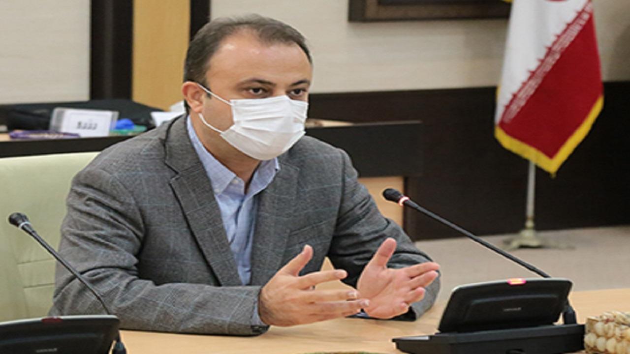 خواجه ئیان معاون دانشگاه علوم پزشکی بوشهر