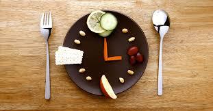 زمان غذا
