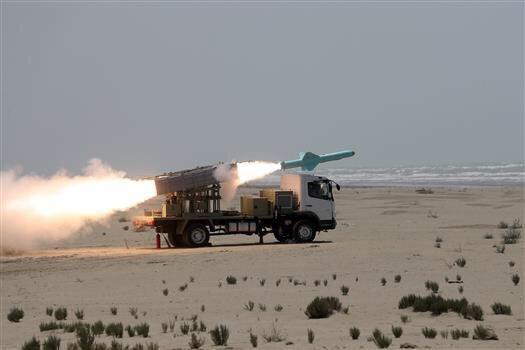 شلیک موفقیت آمیز نسل جدید موشک های کروز برد کوتاه و بلند ارتش