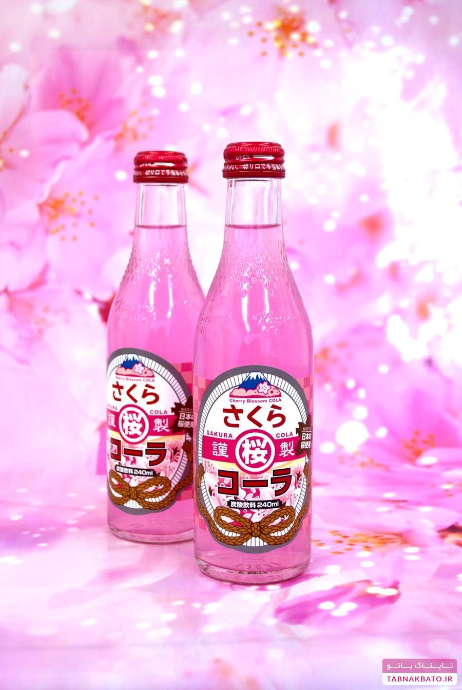 نوشیدنیهای عجیب و غریب شرکت ژاپنی + تصاویر