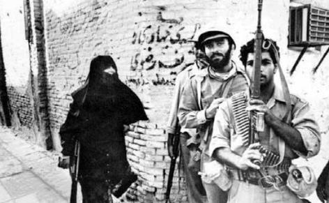 و محمدی که نبود تا ببیند خرمشهر آزاد شد + تصاویر