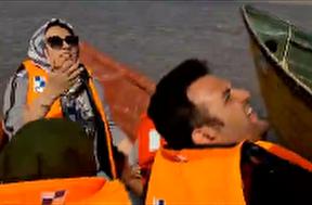 نجات ۴ نفر از امواج متلاطم دریاچه ارومیه