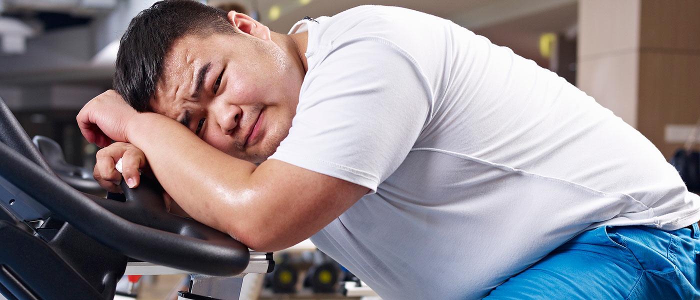 چگونه بدون ورزش کردن لاغر شویم؟