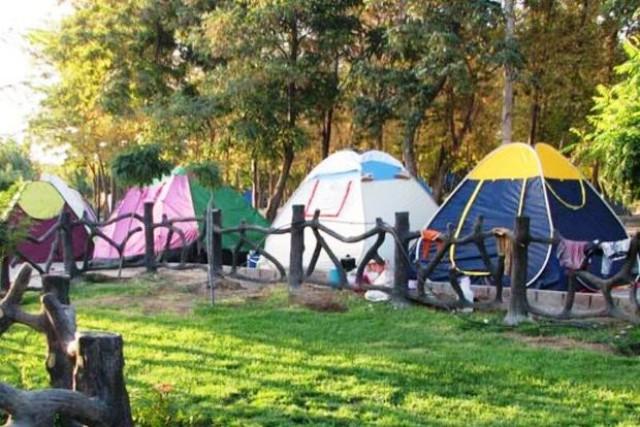 نصب چادر در بوستانهای همدان ممنوع شد