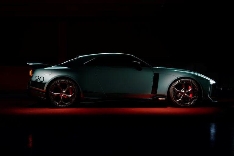 اتومبیل GT-R50 شرکت نیسان با قدرت 710 اسببخار معرفی شد