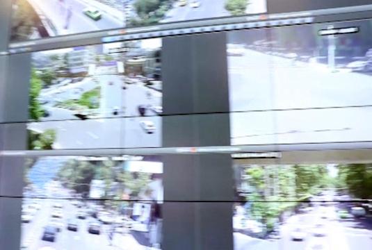 مانیتورینگ پلیس راهنمایی و رانندگی