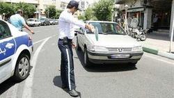 اعمال محدودیت های ترافیکی عید سعید فطر در زنجان