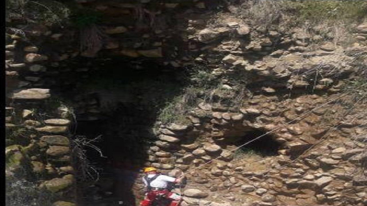 غرق شدن یک نفر در رودخانه الموت