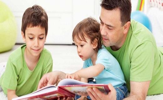 قصهگویی برای فرزندان