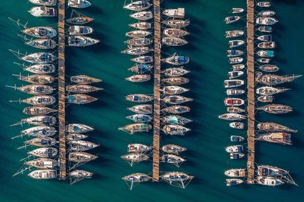 عکسهای هوایی که تصویر جدیدی از زمین را به ما نشان میدهند