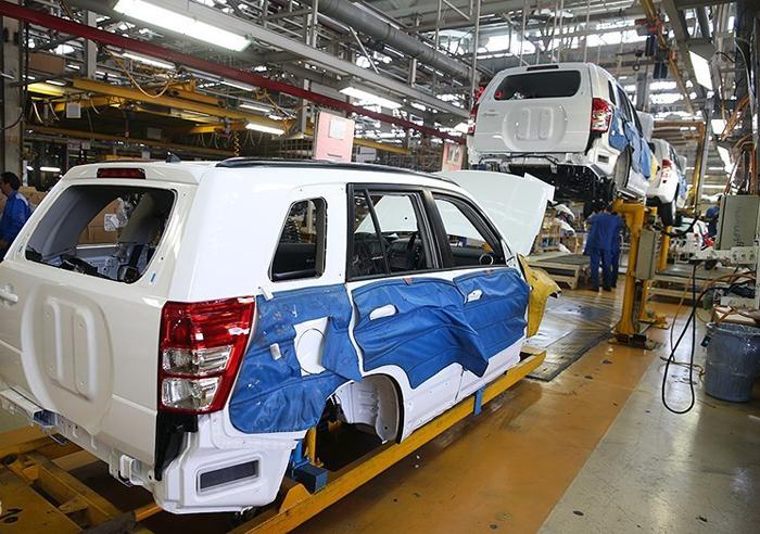 تاثیر قیمت نهادههای تولید بر قیمت نهایی خودروها