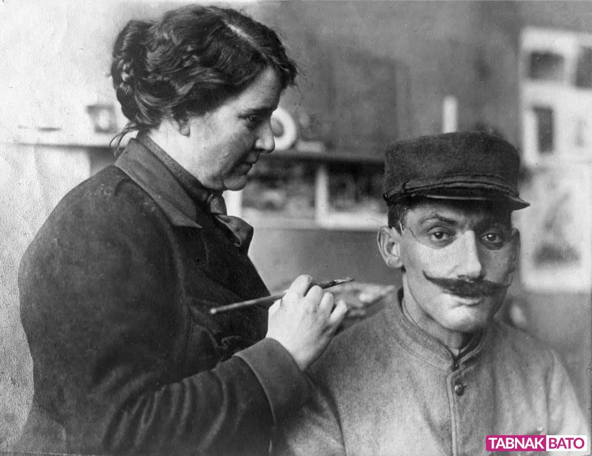 تصاویری تأمل برانگیز و ترسناک از جنگ جهانی اول