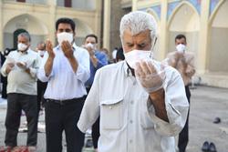اقامه نماز عیدسعیدفطر - استانها ۲