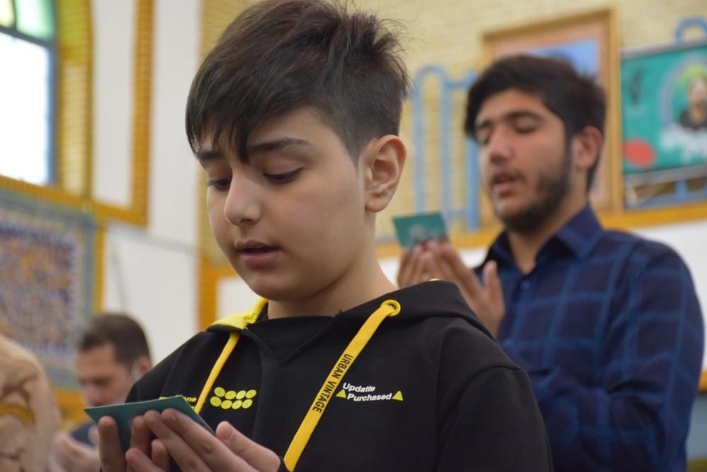 اقامه نماز عید سعید فطر در گیلان + عکس