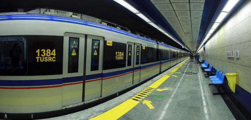 مترو و کرونا