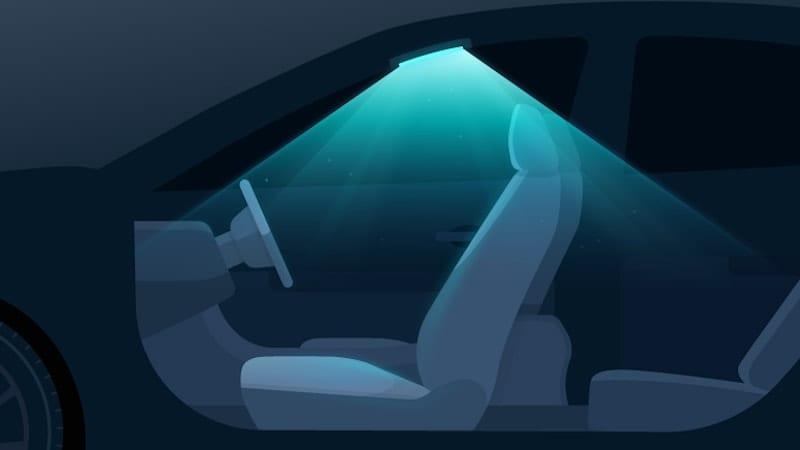 فناوری ضدعفونی با نور فرابنفش به درون خودروها میآید