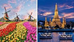 ۱۱ کشوری که نمیدانستید نام خود را تغییر دادند + تصاویر