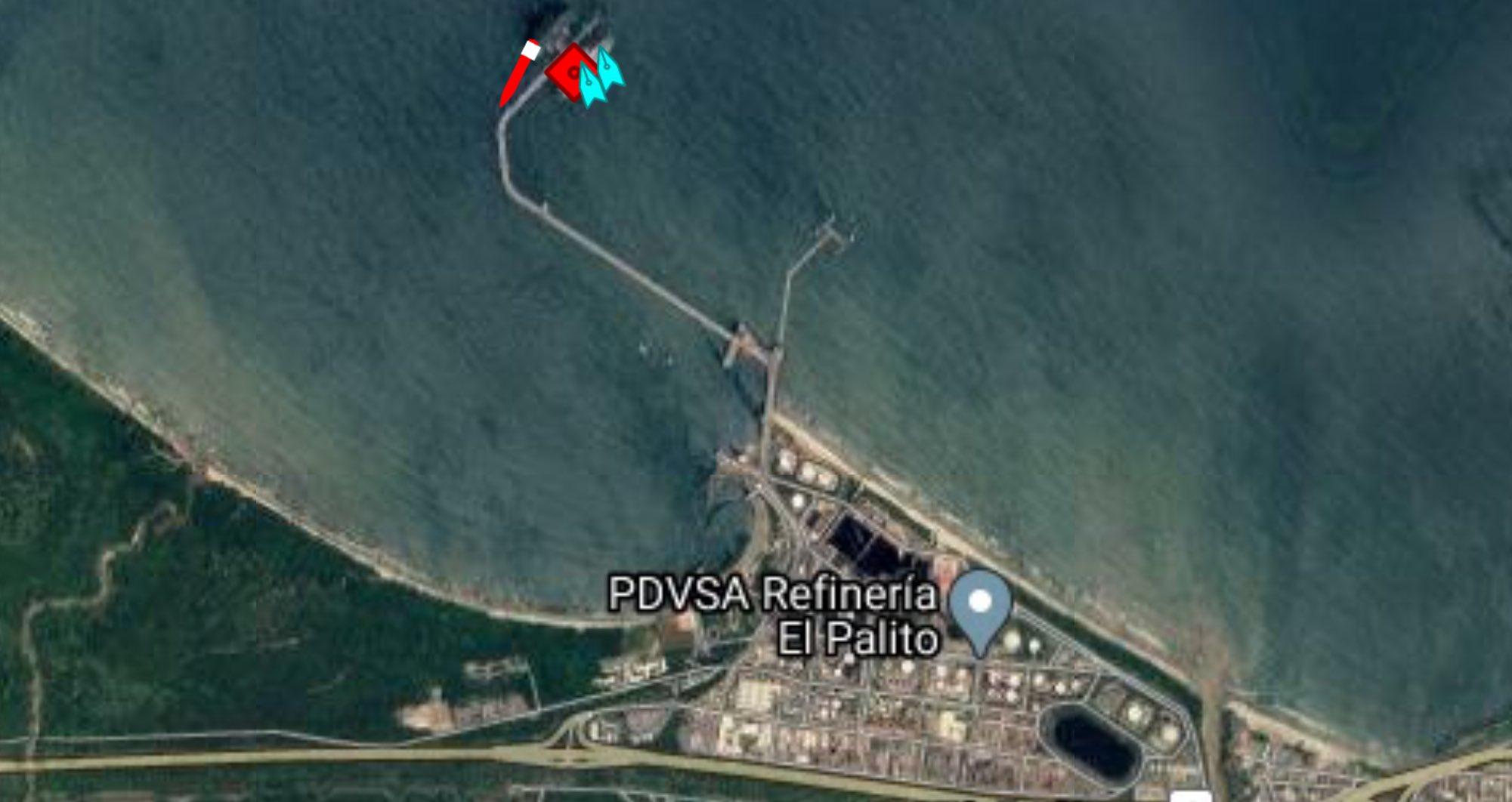 نخستین نفتکش ایرانی به سواحل ونزوئلا رسید