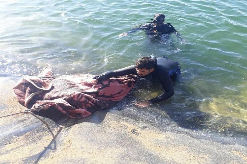 شنا کردن غیراصولی در سد، اولین قربانی را در سالجاری گرفت
