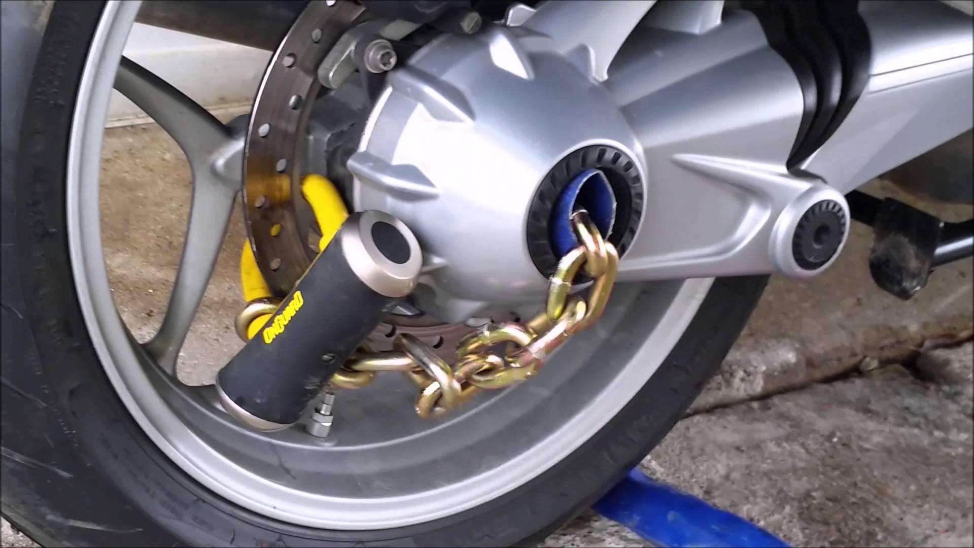 قفل موتور سیکلت در بازار چند؟