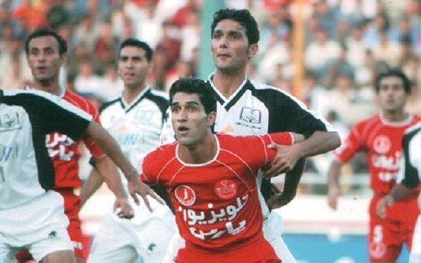جمشیدی: همیشه خودم را فوتبالیست میدانم/ هیچکس به اندازه من پروین را دوست ندارد