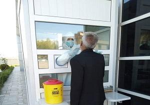 تجهیز مرکز تست کرونا در دزفول به کابین نمونهگیری
