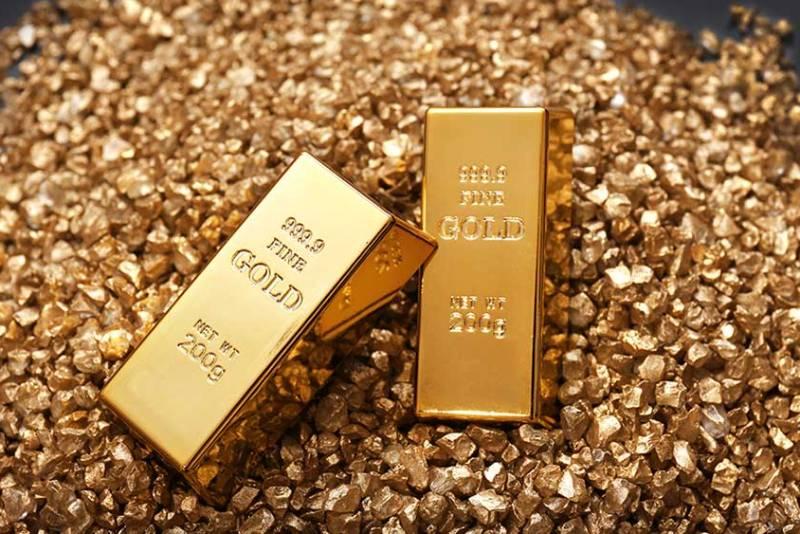 قیمت هر اونس طلا به ۱۷۳۲ دلار و ۹۲ سنت رسید
