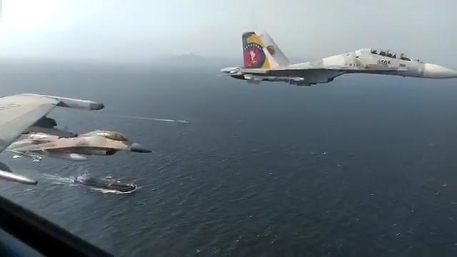 جنگندههای ونزوئلا