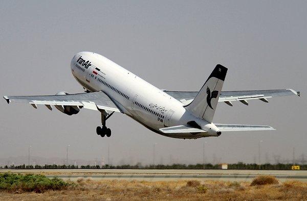 آغاز مجدد پرواز های همدان - مشهد