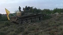 فیلمی منتشر نشده از عملیات نیروهای حزبالله علیه پایگاه نظامیان رژیم صهیونیستی در جنوب لبنان