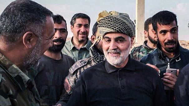 ماجرای حضور ناگهانی حاج قاسم در منطقه ممنوعه داعش/ نخست وزیر اسبق عراق: سردار مانند شبح وارد میشد!