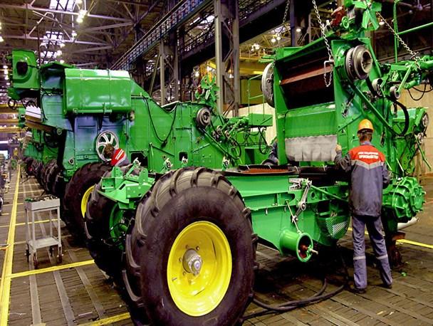 افزایش قیمت به سراغ ماشین آلات کشاورزی، صنعتی و ساختمانی رسید