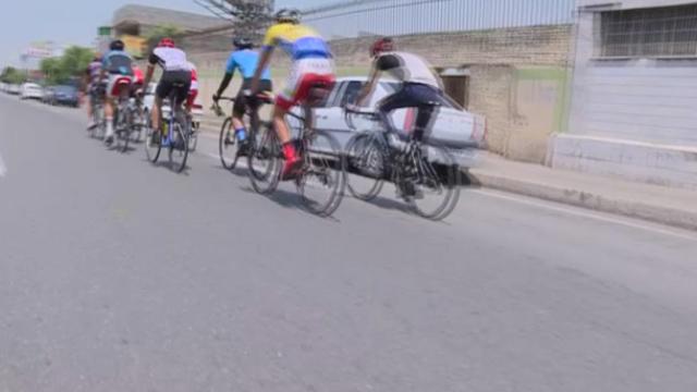 تیم ملی دوچرخه سواری