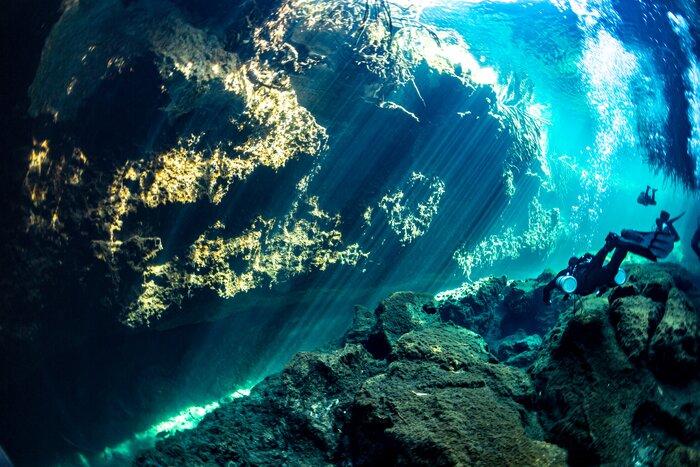۹ شگفتی در دریاهای آرام، ولی مرموز + تصاویر