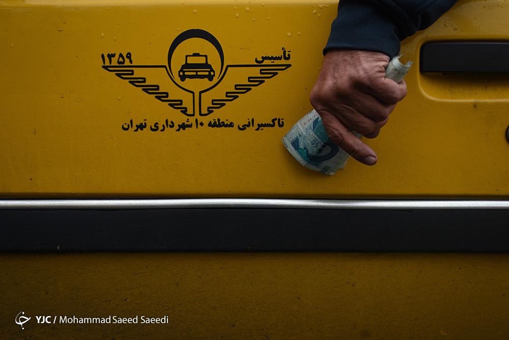 اصرار شهرداری به اجرای طرح ترافیک همزمان با افزایش ۱۰۰ درصدی کرایه تاکسی در تهران