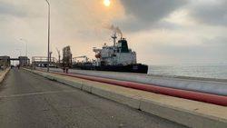 سومین نفتکش ایرانی هم وارد آبهای ونزوئلا شد+ فیلم