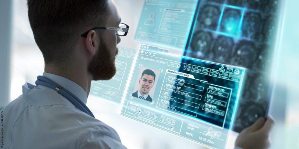 بیمارستان هوشمند دسترسی آسان به اطلاعات بیمار