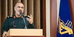 روزی دشمنان آتش نیروهای مسلح ایران را در دریا و آسمان خواهند دید/ هیچ وعده بیعملی نداریم