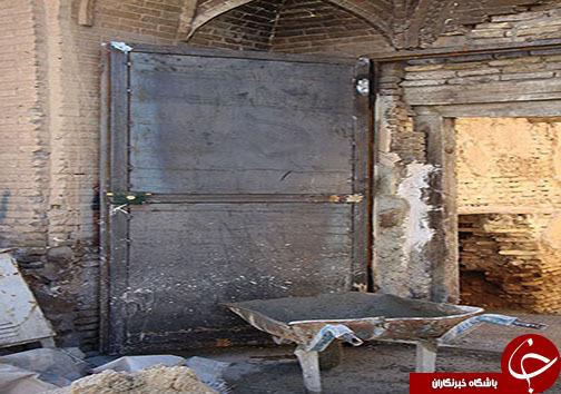 ماجرای تخریب و سرقت از اثر ملی حسینیه مُشیر چه بود؟ + تصاویر