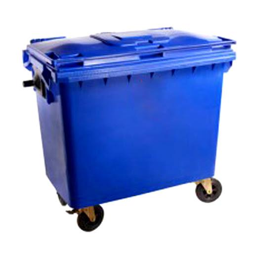 ساماندهی مخازن جمع آوری زباله در کوزه کنان