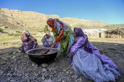زندگی عشایر فارس