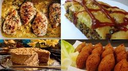 آموزش آشپزی؛ از کوفته لبنانی و مرغ خامهای تا کیک گوشت و حلوای آلبالو