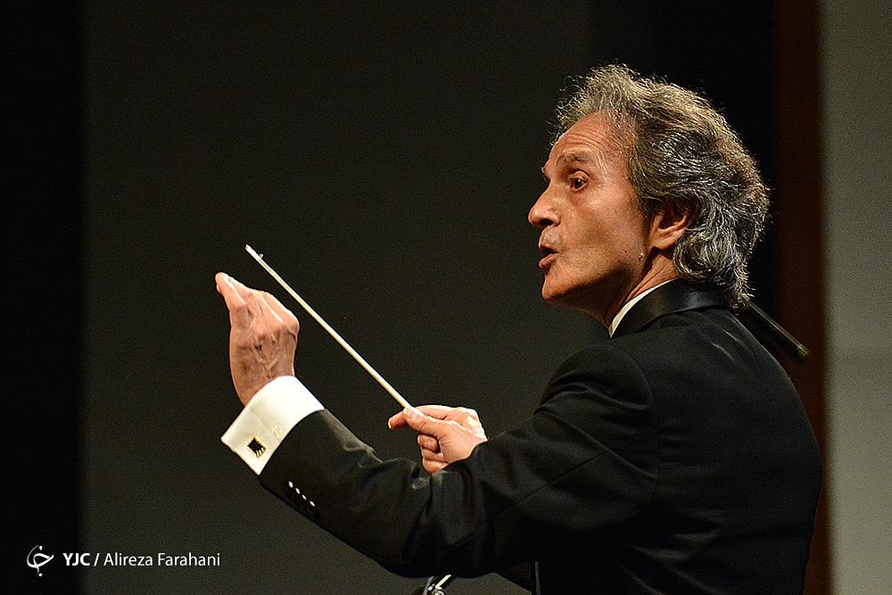 پایان همکاری شهرداد روحانی با ارکستر سمفونیک