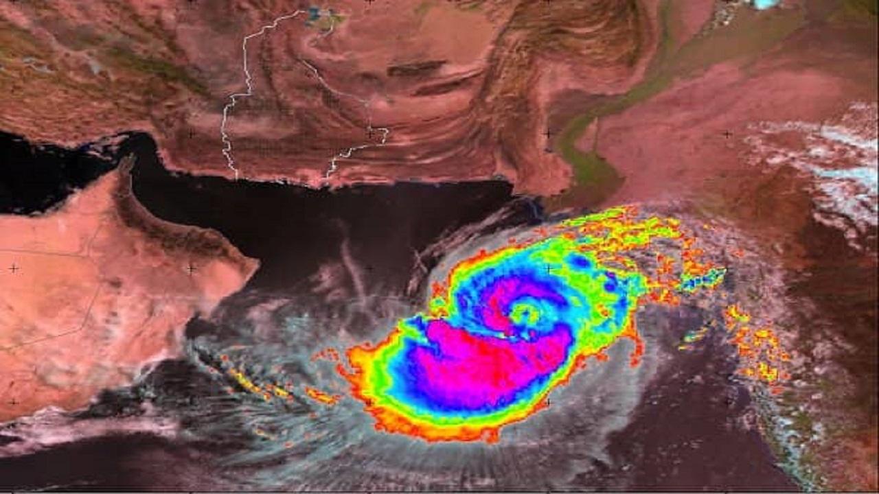 طوفان حارهای در نزدیکی سواحل سیستان و بلوچستان شایعه یا واقعیت؟