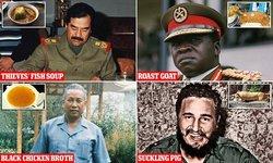 دیکتاتورها شام چه میخورند؟